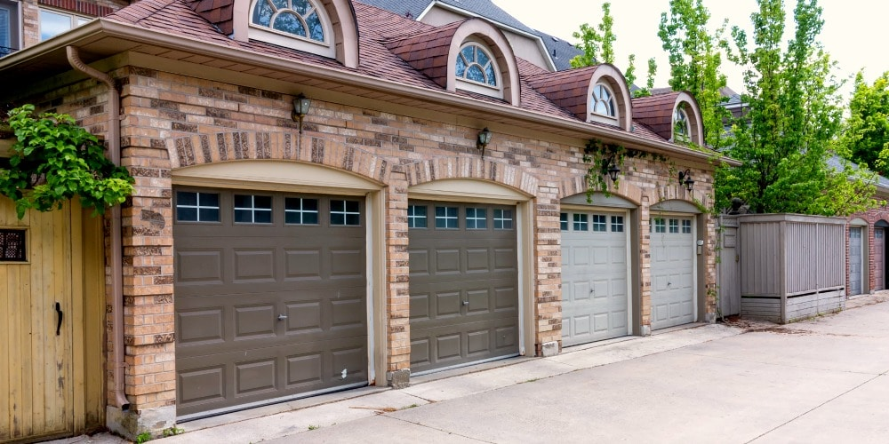 Garage Door Makeover: How to Paint a Garage Door