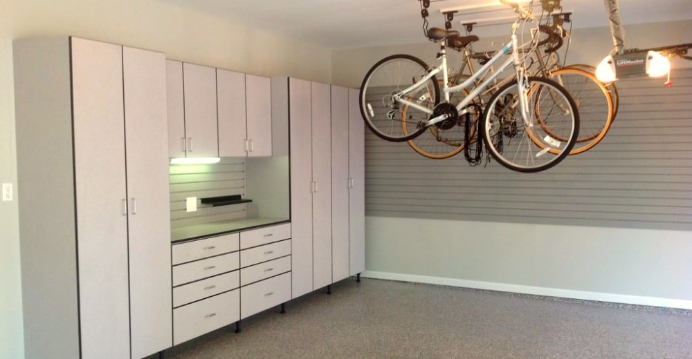 5 Garage Upgrades You Can Complete in a Weekend