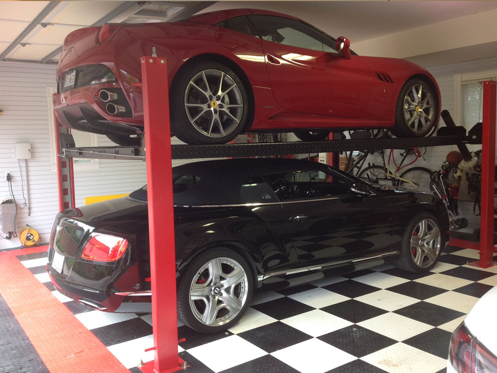 Car Lifts by Garage Designs of St. Louis