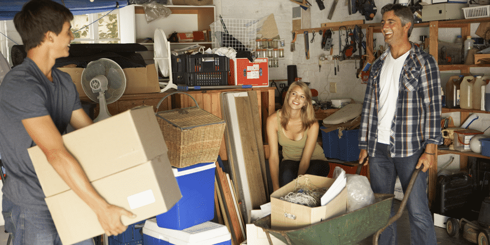 How to Organize Your Garage in Under an Hour